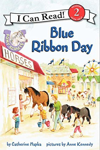 Catherine Hapka Blue Ribbon Day