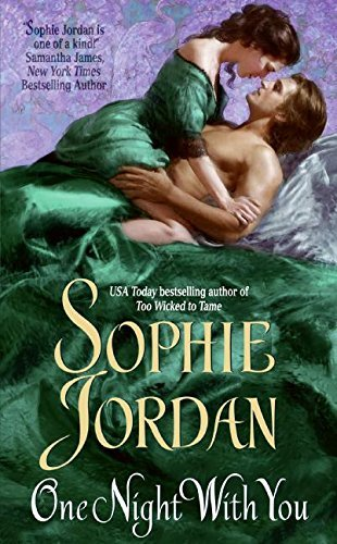 Sophie Jordan One Night With You