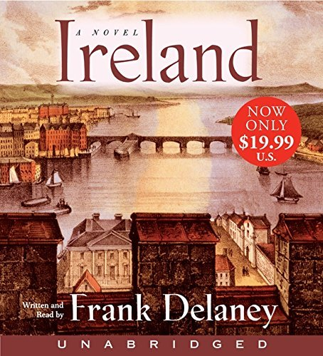 Frank Delaney Ireland Low Price CD
