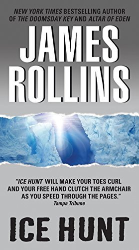 James Rollins Ice Hunt
