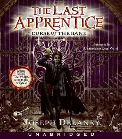 Joseph Delaney The Last Apprentice Curse Of The Bane (book 2) CD