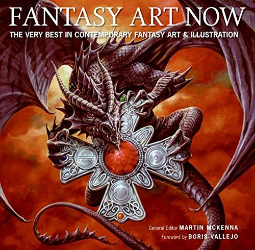 Martin Mckenna Fantasy Art Now The Very Best In Contemporary Fantasy Art & Illus