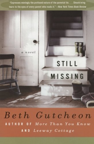 Beth Gutcheon Still Missing