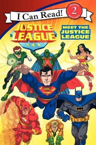 Lucy Rosen Justice League Meet The Justice League