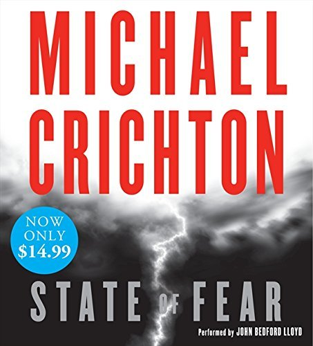Michael Crichton State Of Fear Abridged