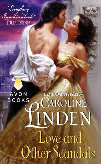 Caroline Linden Love And Other Scandals