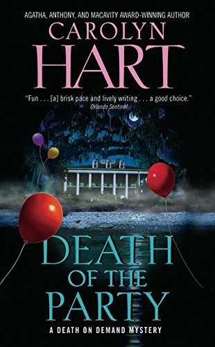 Carolyn Hart Death Of The Party