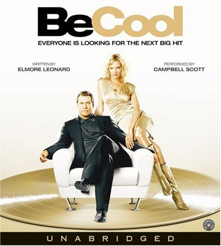 Elmore Leonard Be Cool CD Be Cool CD