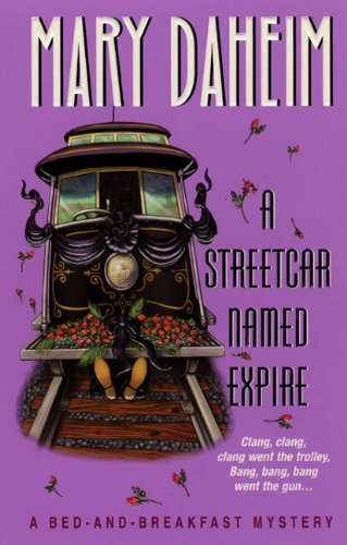 Mary Daheim A Streetcar Named Expire