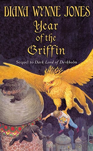Diana Wynne Jones Year Of The Griffin