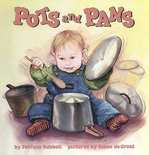 Patricia Hubbell Pots And Pans