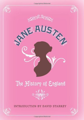 Jane Austen Two Histories Of England