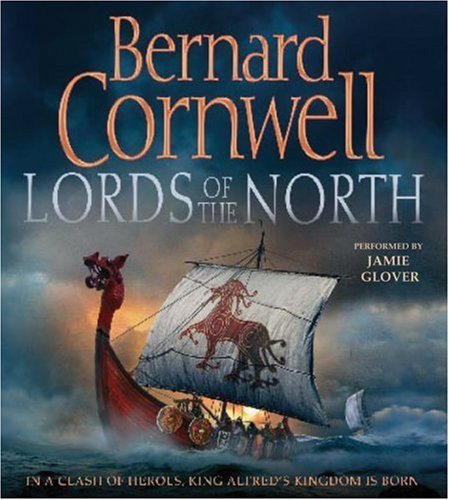 Bernard Cornwell Lords Of The North CD Abridged