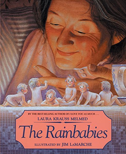 Laura Krauss Melmed The Rainbabies