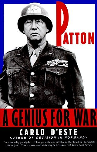 Carlo D'este Patton Genius For War