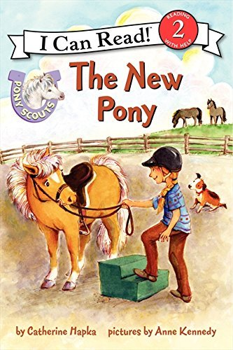 Catherine Hapka Pony Scouts The New Pony