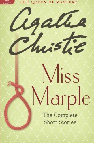 Agatha Christie Miss Marple The Complete Short Stories