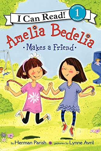 Herman Parish Amelia Bedelia Makes A Friend