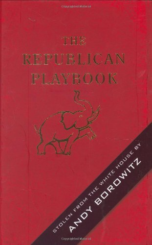 Andy Borowitz Republican Playbook The