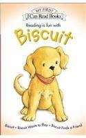 Alyssa Satin Capucilli Biscuit's My First I Can Read Book Collection