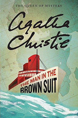 Agatha Christie The Man In The Brown Suit