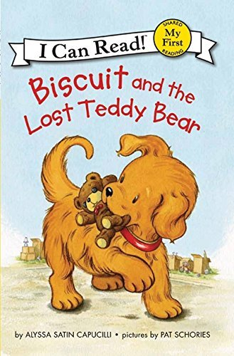 Alyssa Satin Capucilli Biscuit And The Lost Teddy Bear