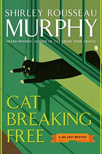 Shirley Rousseau Murphy Cat Breaking Free