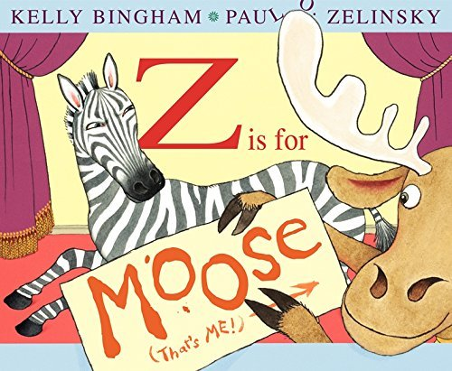 Kelly Bingham Z Is For Moose
