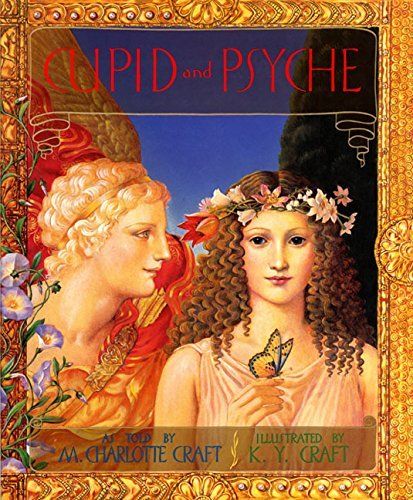 M. Charlotte Craft Cupid And Psyche
