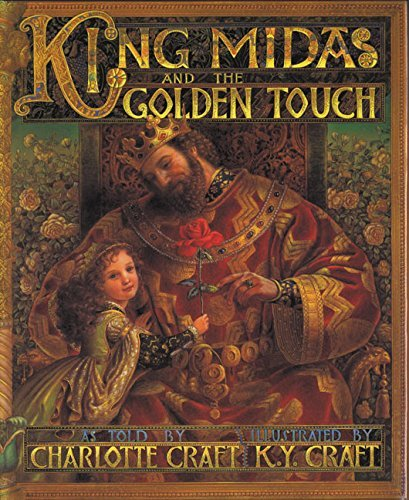 Charlotte Craft King Midas And The Golden Touch