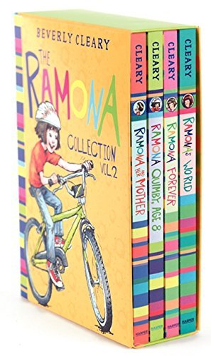 Beverly Cleary The Ramona Collection Volume 2 Ramona And Her Mother; Ramona Quimby Age 8; Ramo