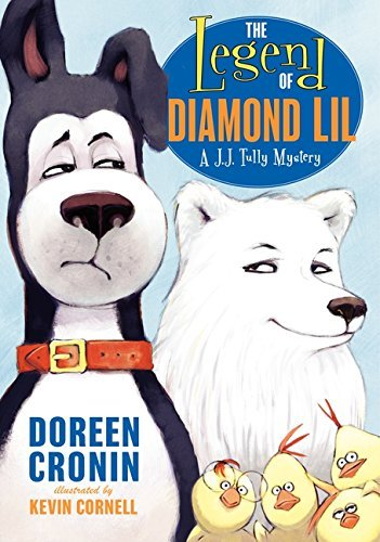 Doreen Cronin The Legend Of Diamond Lil