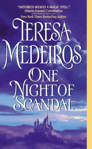 Teresa Medeiros One Night Of Scandal