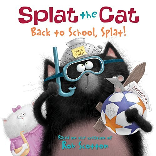 Rob Scotton Back To School Splat!