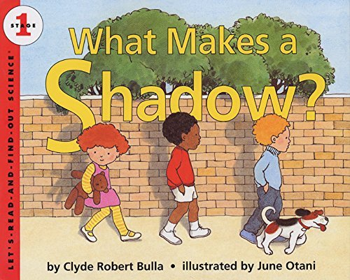 Clyde Robert Bulla What Makes A Shadow? Revised