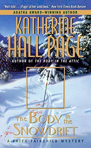 Katherine Hall Page The Body In The Snowdrift
