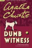 Agatha Christie Dumb Witness A Hercule Poirot Mystery