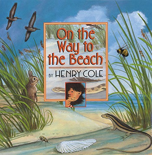 Henry Cole On The Way To The Beach