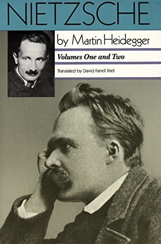 Martin Heidegger Nietzsche Volumes One And Two Volumes One And Two