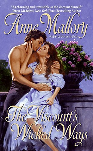 Anne Mallory The Viscount's Wicked Ways