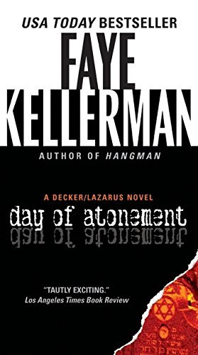 Faye Kellerman Day Of Atonement