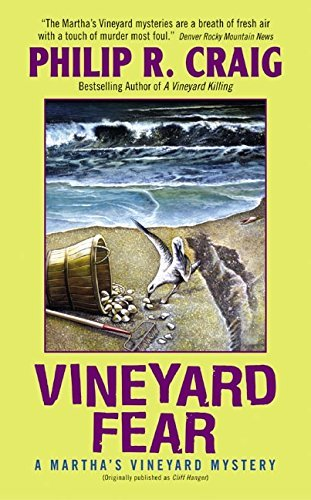 Philip R. Craig Vineyard Fear