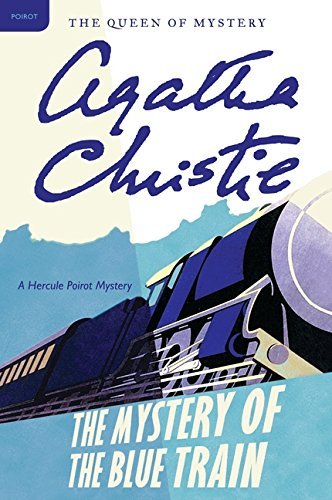 Agatha Christie The Mystery Of The Blue Train
