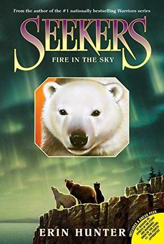 Erin Hunter Fire In The Sky