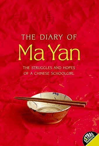 Ma Yan The Diary Of Ma Yan The Struggles And Hopes Of A Chinese Schoolgirl