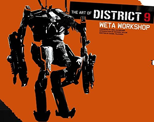 Daniel Falconer The Art Of District 9 Weta Workshop
