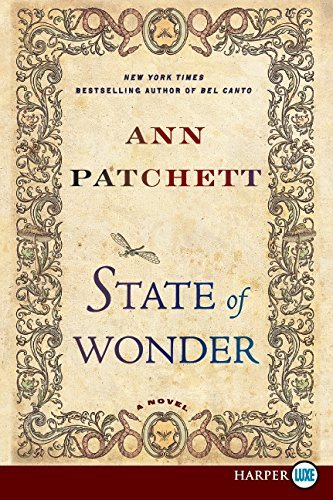 Ann Patchett State Of Wonder Large Print