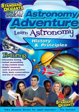 Standard Deviants Astronomy Adventure (learn