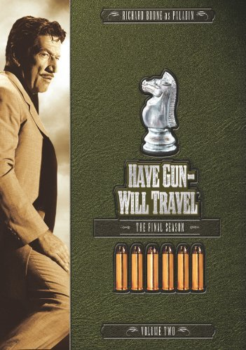 Have Gun Will Travel Volumes 2 6 DVD