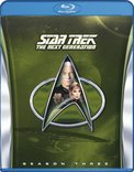 Star Trek Next Generation Season 3 Blu Ray Nr